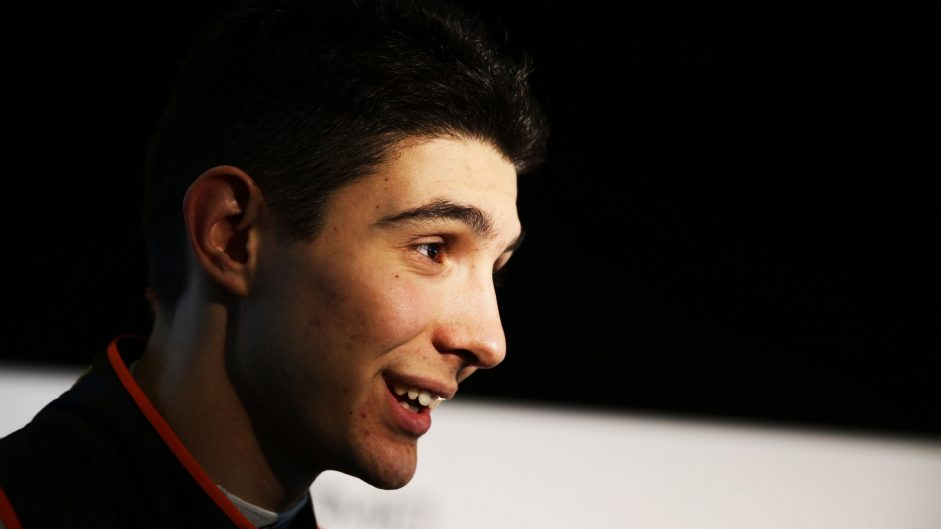 Ocon on Rosberg, Manor and steak a cheval