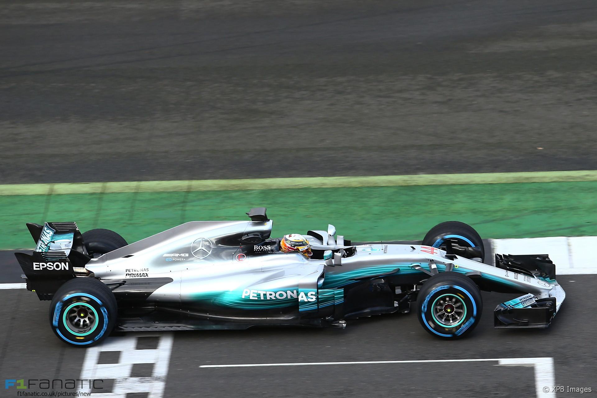 Mercedes-Benz W08 F1 2017