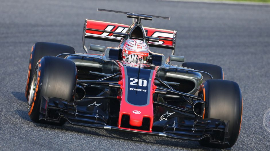 Repeating year one success will be hard for Haas in 2017