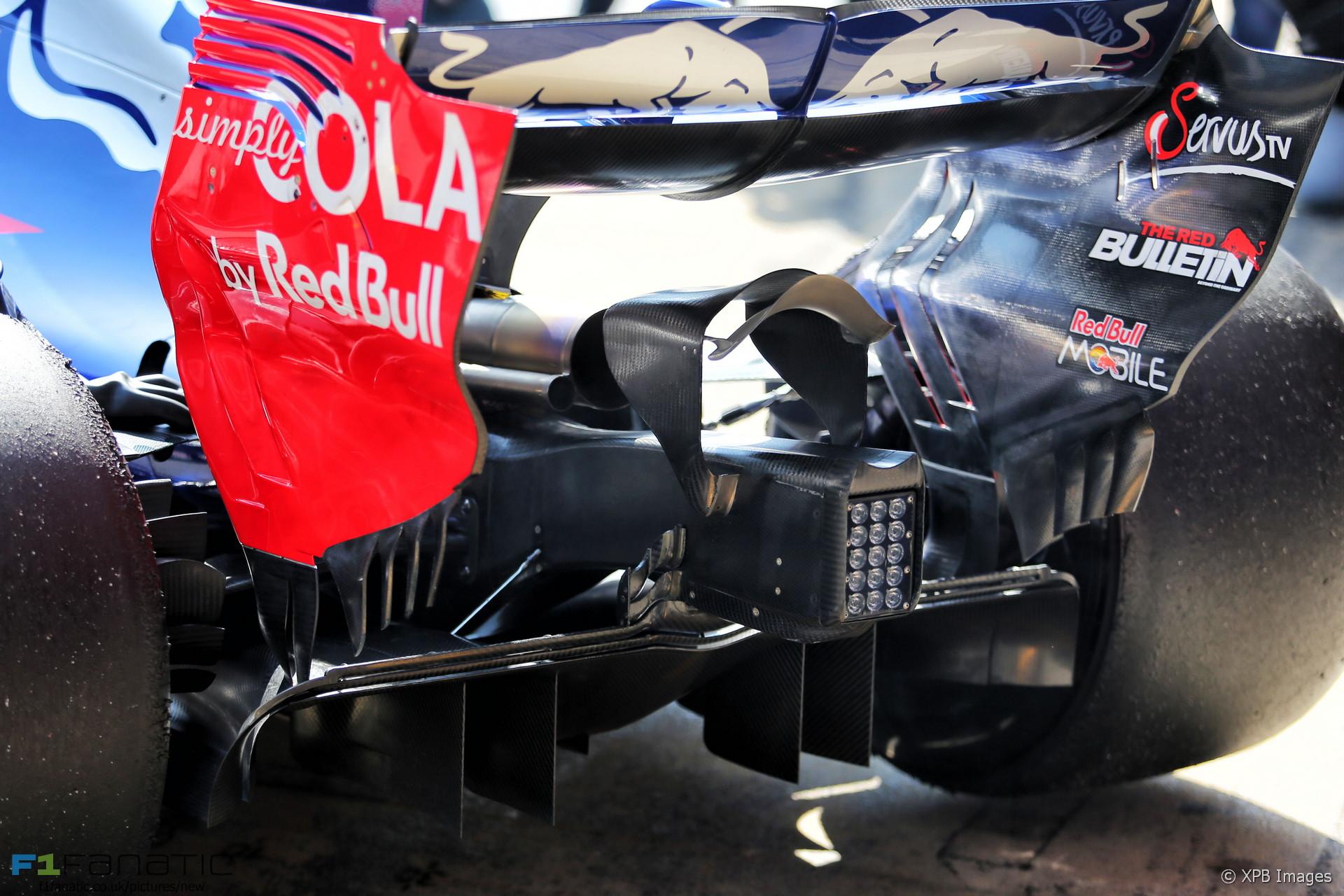 Toro Rosso STR12, Circuit de Catalunya, 2017