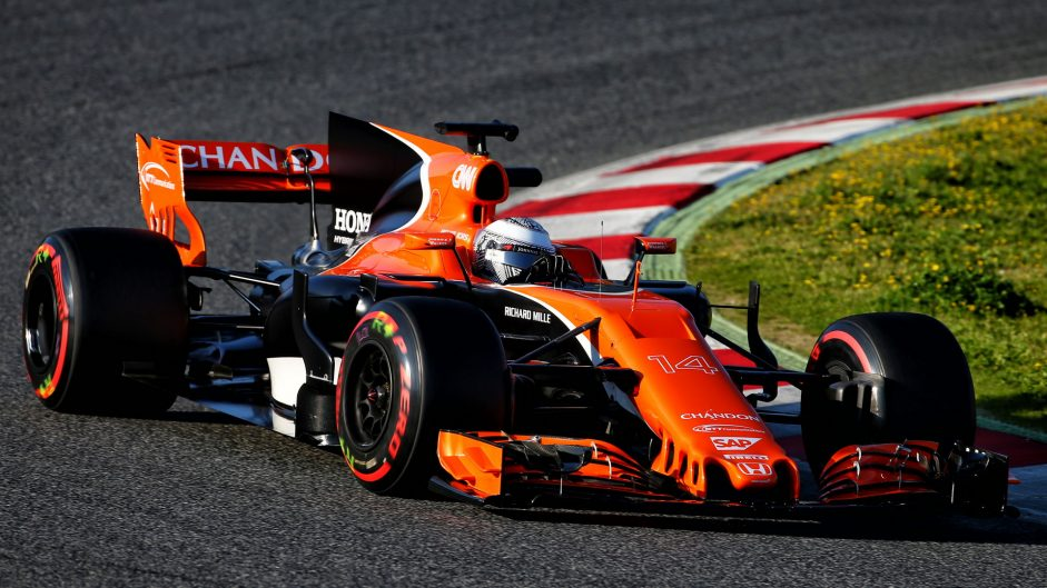 Alonso relying on experience after day one setback