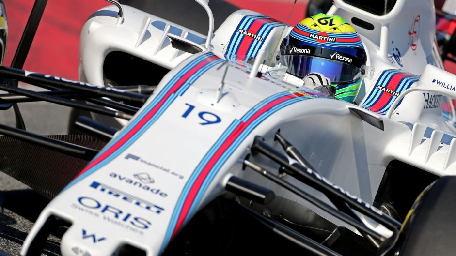 I came back to be competitive – Massa