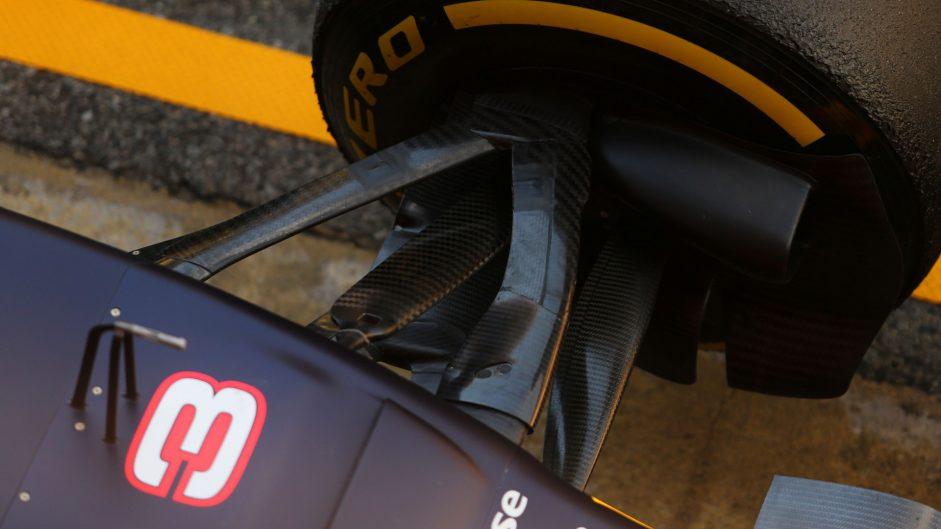 Red Bull RB13 Circuit de Catalunya, 2017