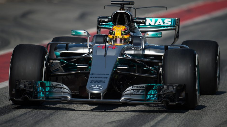 Hamilton predicts fewer pit stops and less overtaking