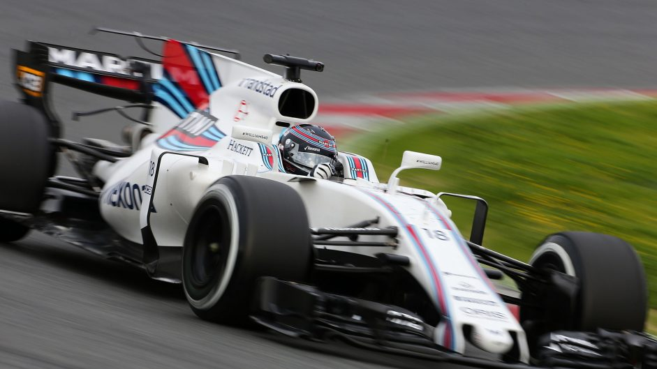 Stroll wary of spare parts shortage after early end to first day