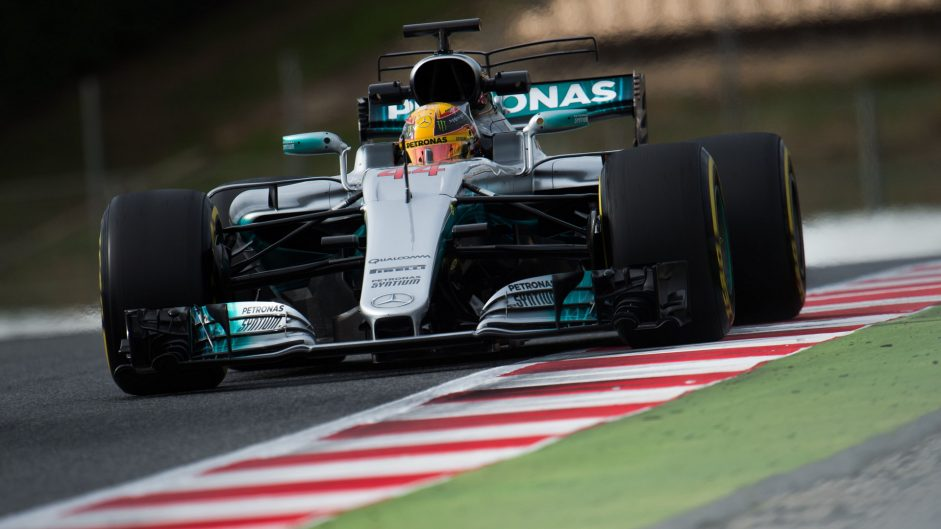 """Better racing in 2017? """"Don't hold your breath"""" says Hamilton"""