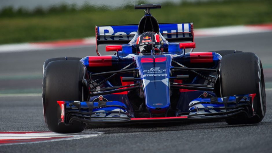 Toro Rosso impressed by Renault gains