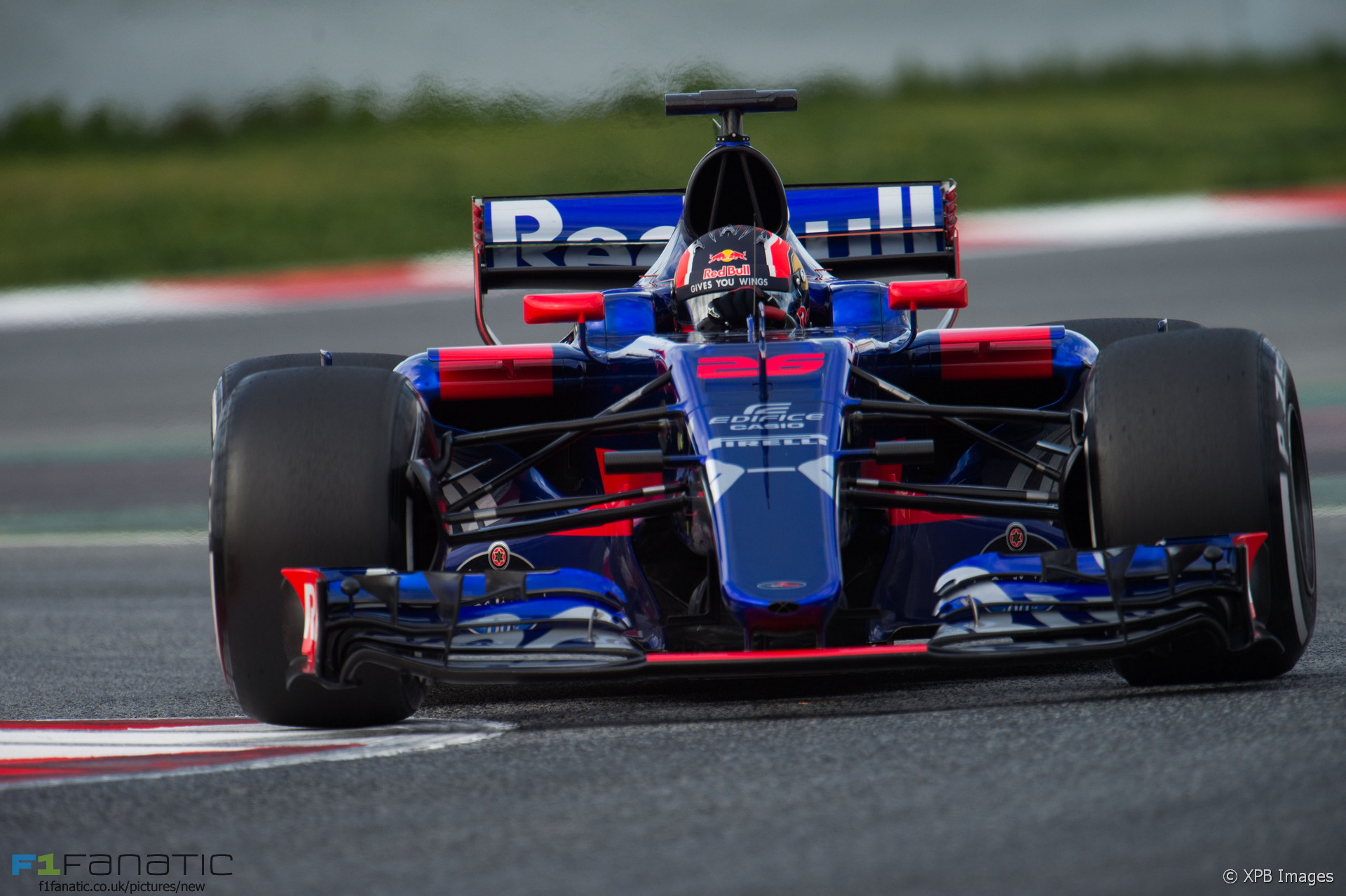 Toro Rosso F1 - Equipes de F1 - foto by F1 fanatic