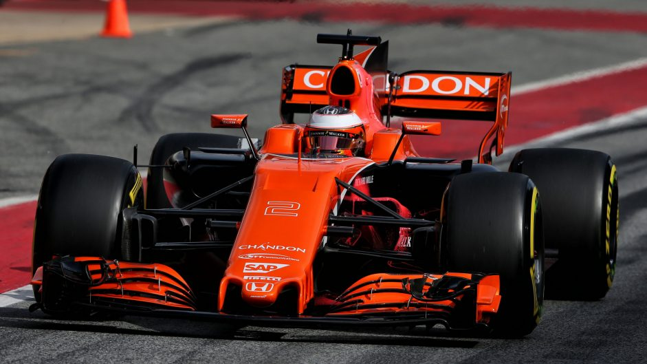 Vandoorne: Not clear if today's failure is linked to Alonso's