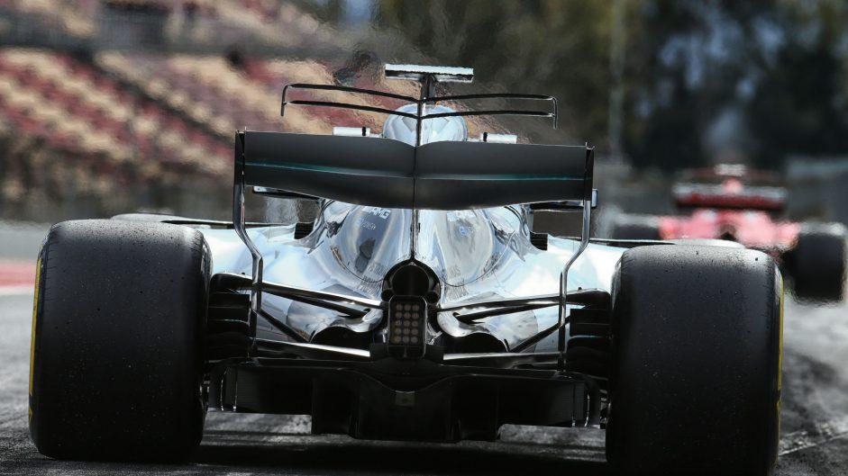 Valtteri Bottas, Mercedes, Circuit de Catalunya, 2017