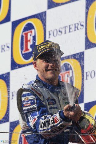 Jacques Villeneuve, A1-Ring, Williams, 1997