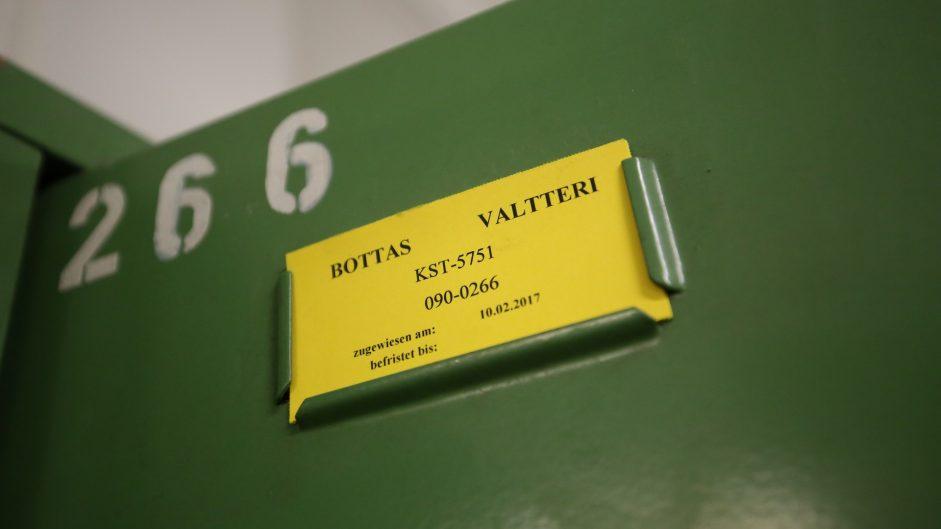Valtteri Bottas, Mercedes, Stuttgart, 2017