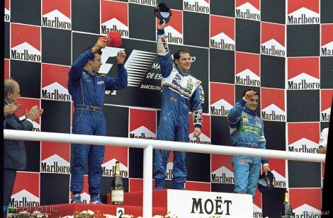 Jacques Villeneuve, Williams, Circuit de Catalunya, Williams, 1997