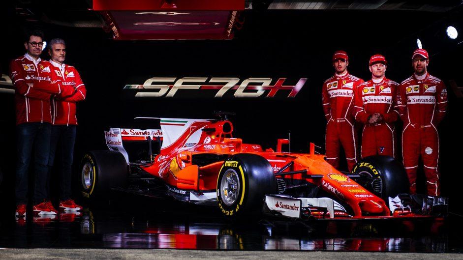 Ferrari, Fiorano, 2017