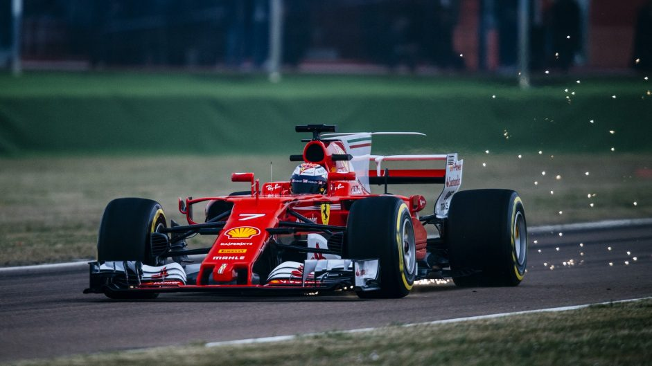 Raikkonen gives first verdict on Ferrari's new car