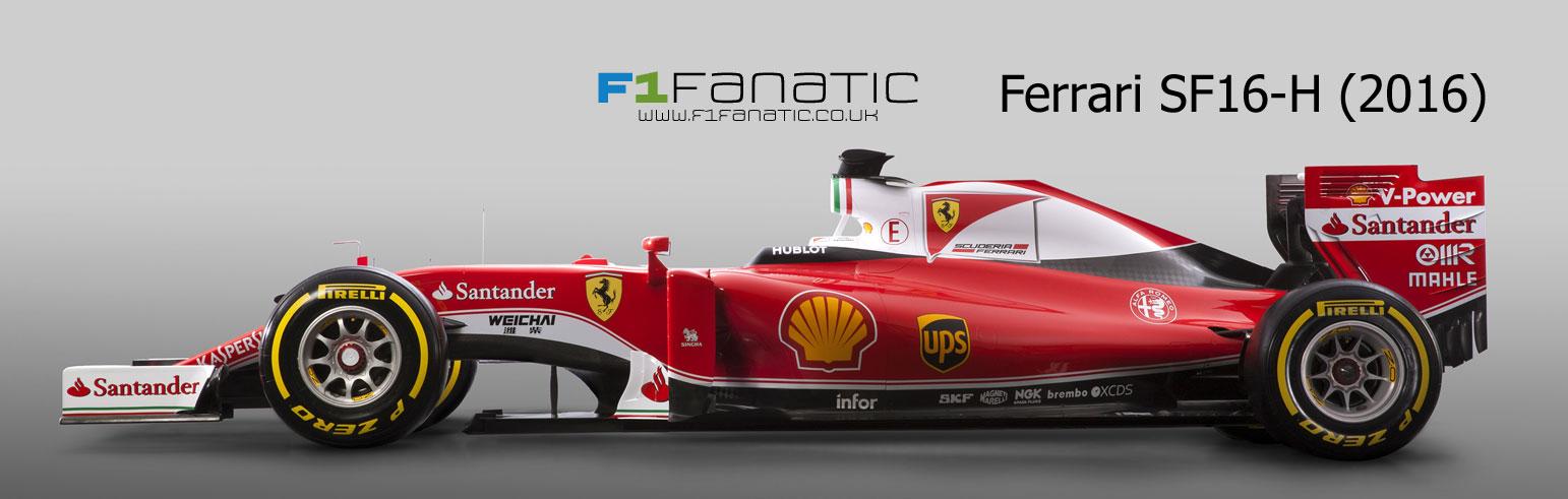 Compare the new 2017 Ferrari with last years model  F1 Fanatic
