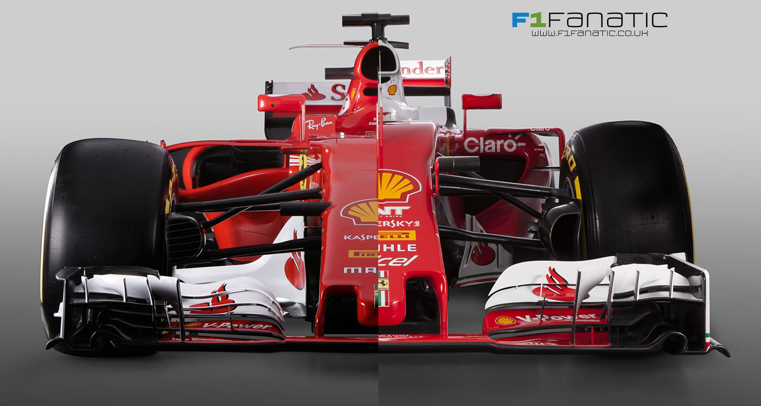 2018 ferrari f1. Delighful Ferrari Compare The New 2017 Ferrari With Last Yearu0027s Model On 2018 Ferrari F1 7