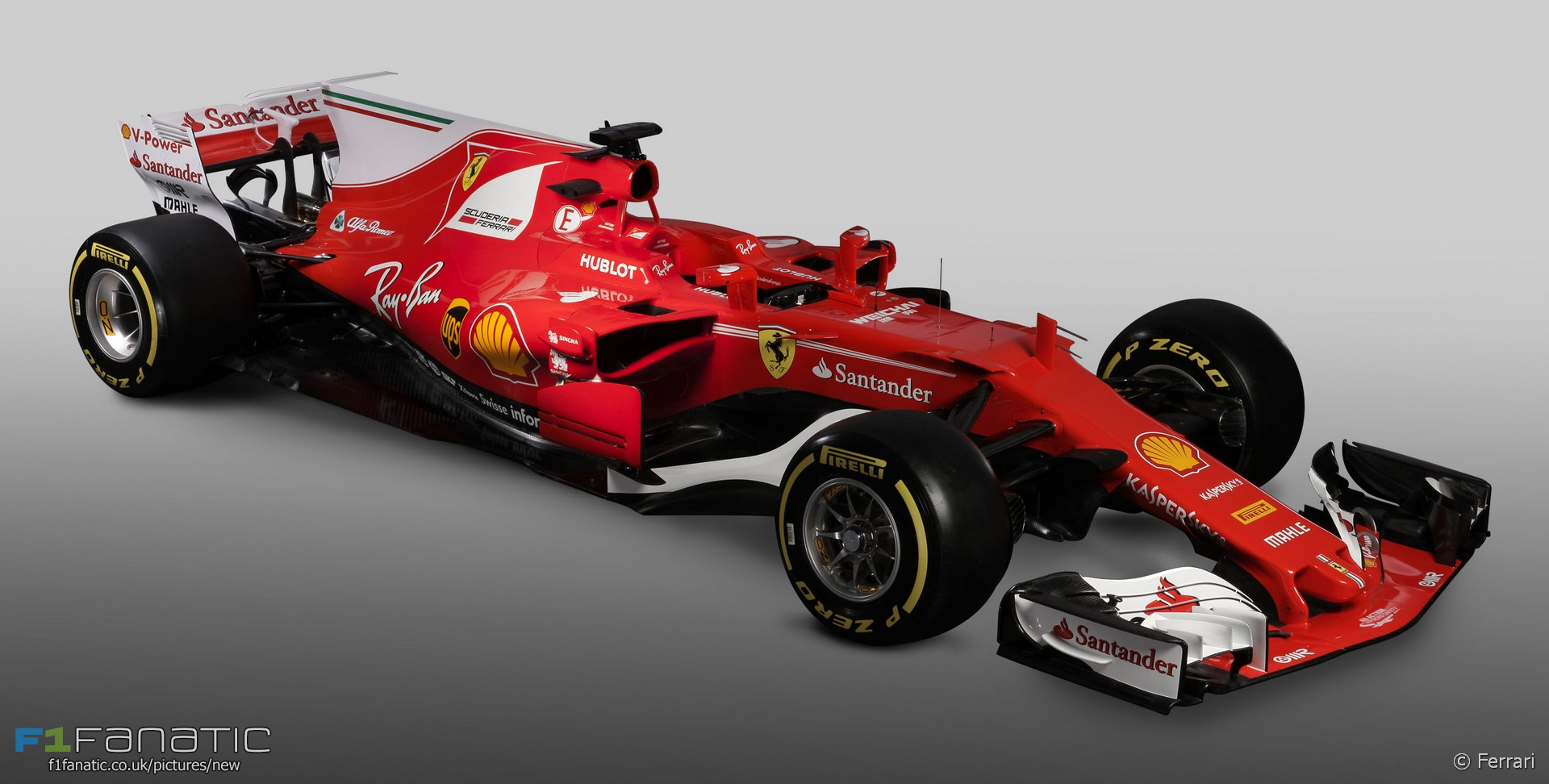 Compare The New 2017 Ferrari With Last Year S Model 183 Racefans