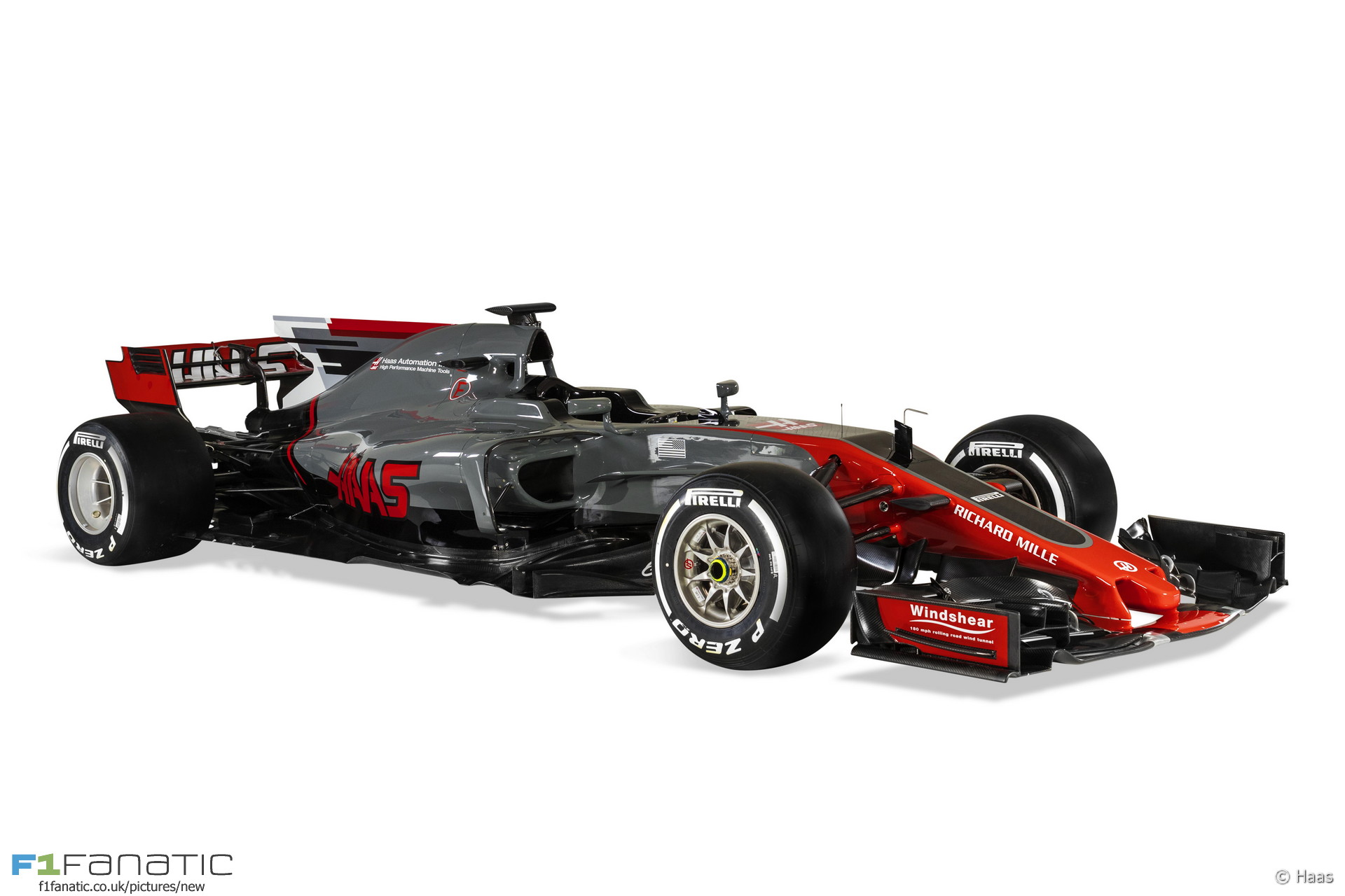 Pictures Haas Reveal Their Second Formula One Car 183 F1 Fanatic