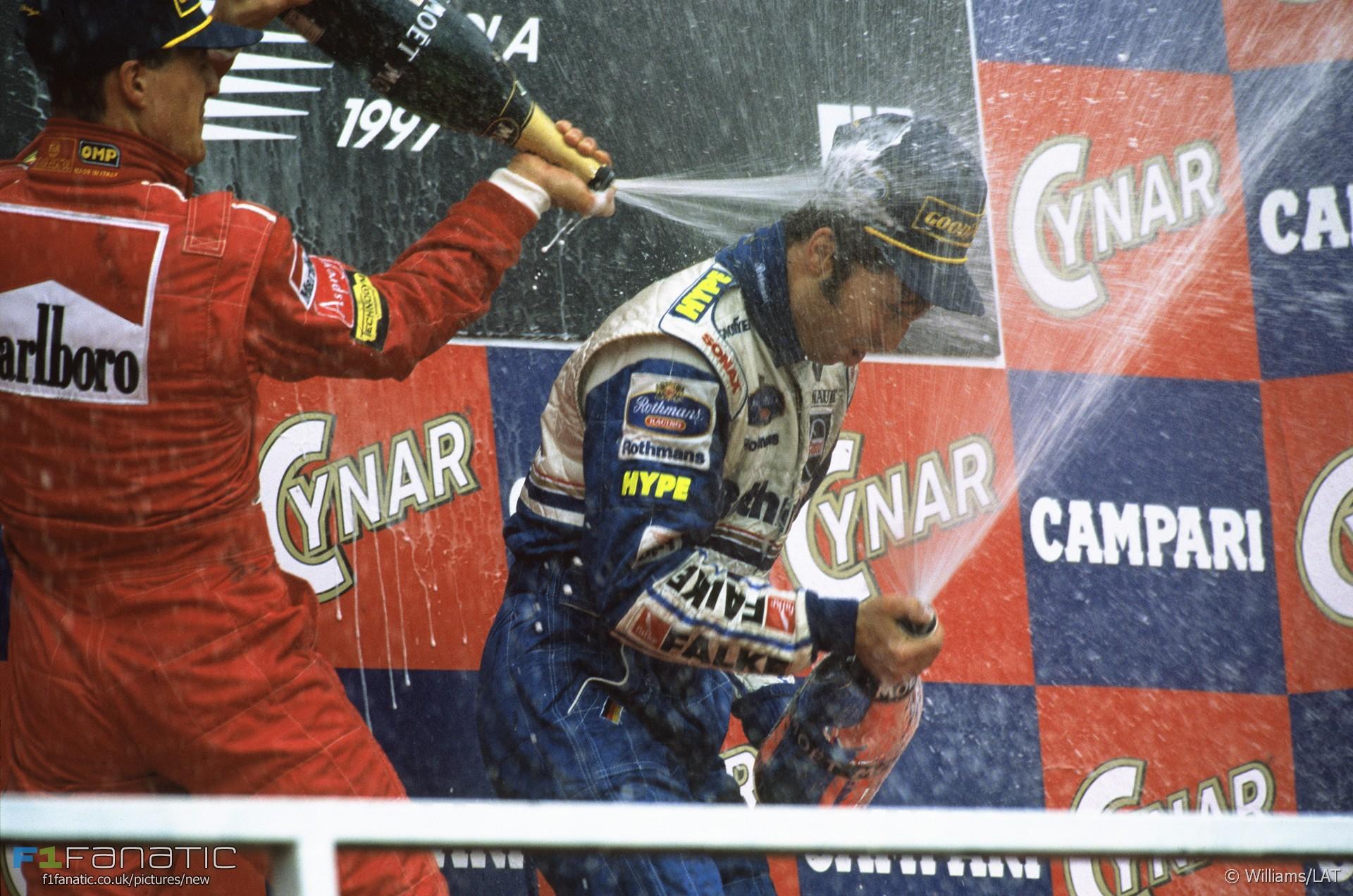 Heinz-Harald Frentzen, Williams, Imola, 1997