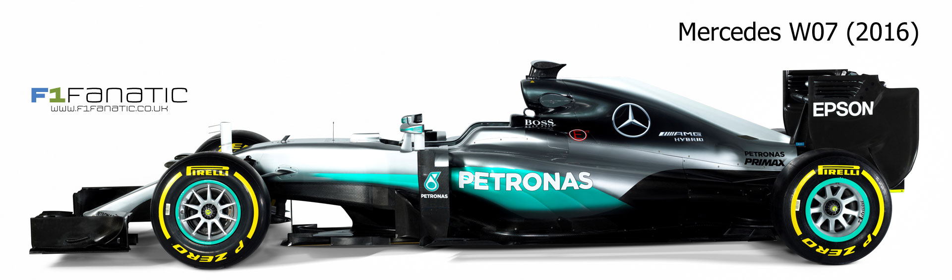 Chassis design of f1 car - Side View