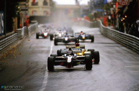Monte-Carlo, Monaco, Williams, 1997