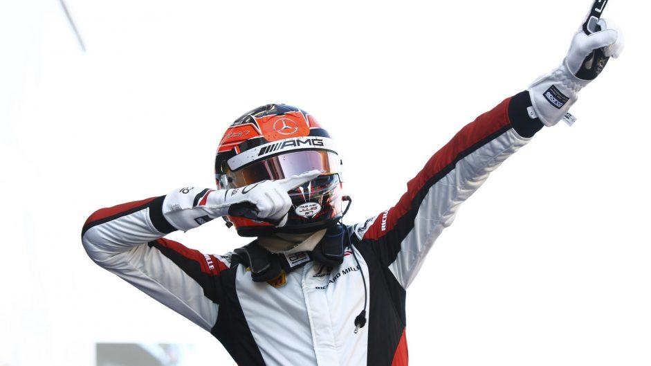 Esteban Ocon, GP3, Circuit de Catalunya, 2015