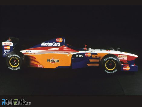 Lola-Ford T97/30, 1997