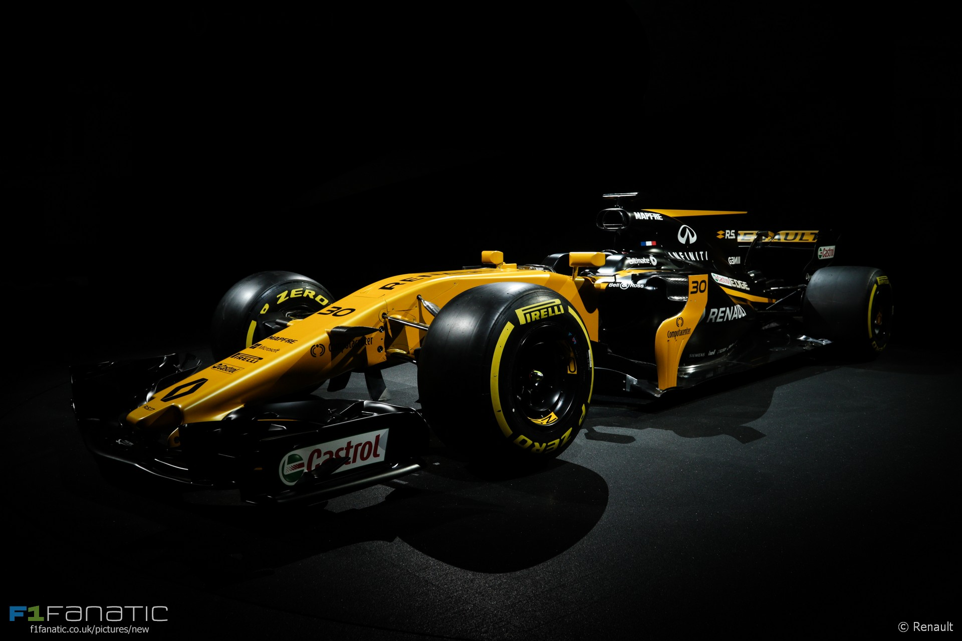 renault rs17 2017 formula one car pictures f1 fanatic. Black Bedroom Furniture Sets. Home Design Ideas