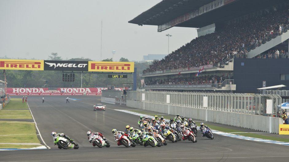 Superbikes, Chang Internationail Circuit, 2016