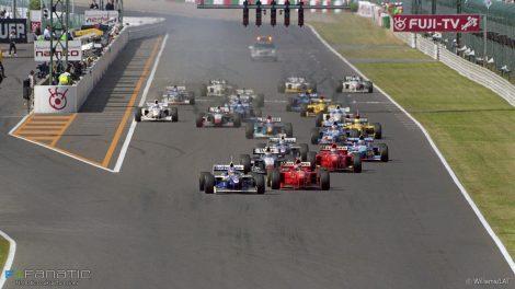 Suzuka, Williams, 1997 Japanese Grand Prix