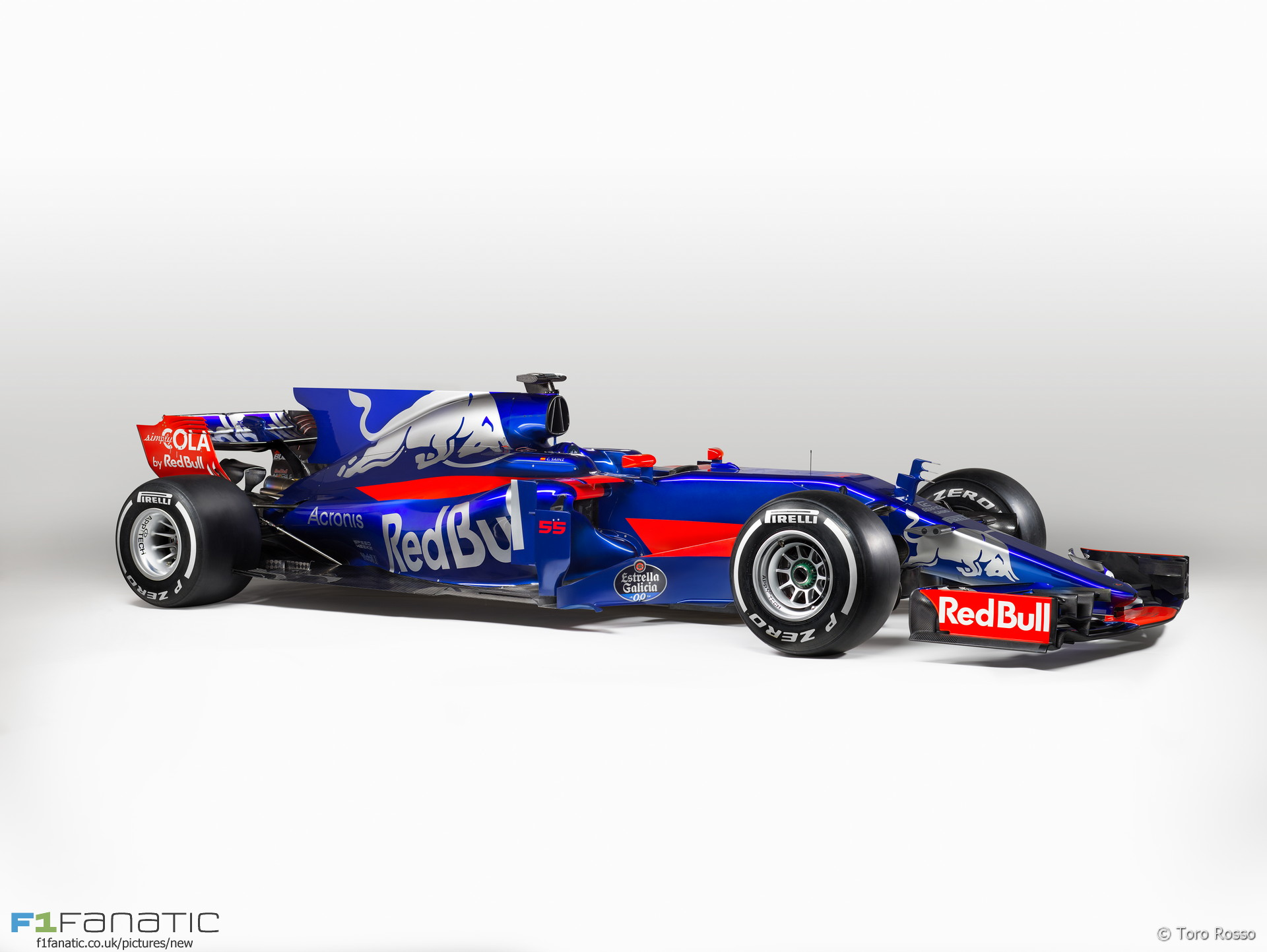 Toro Rosso Str12 2017 Formula One Car Pictures F1 Fanatic