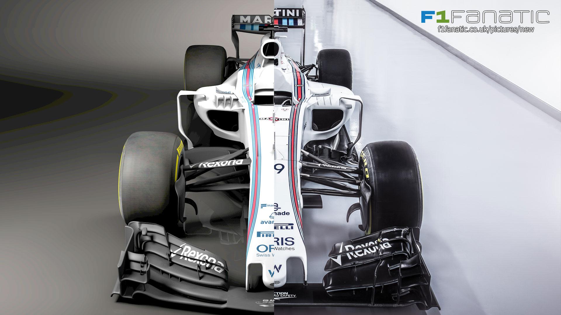 Williams Fw40 Fw38 Comparison