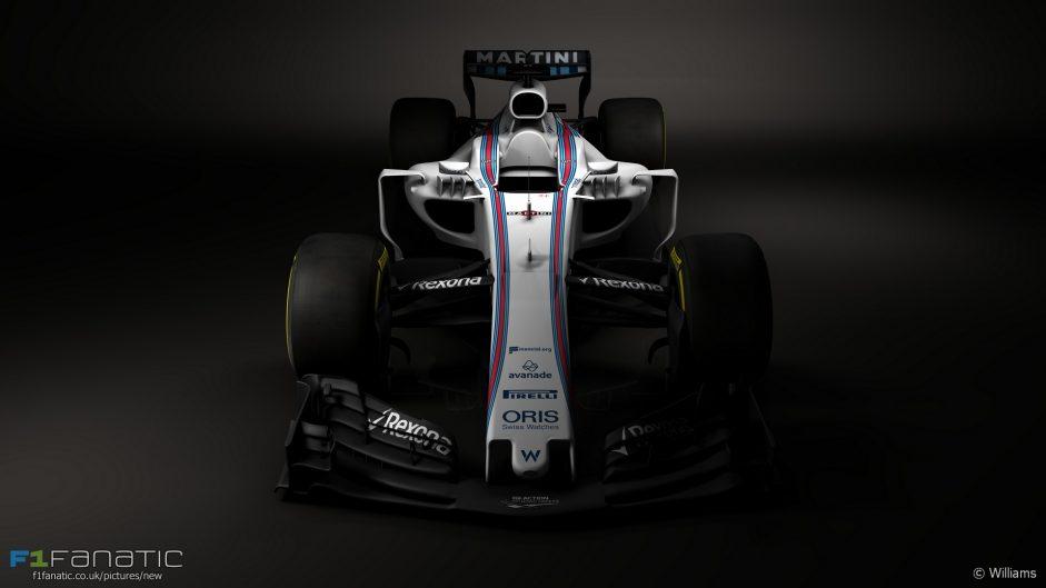 Williams FW40, 2017