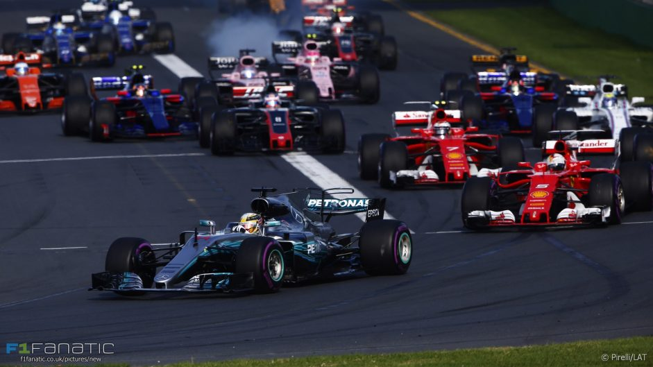 20 telling stats about each driver's season so far