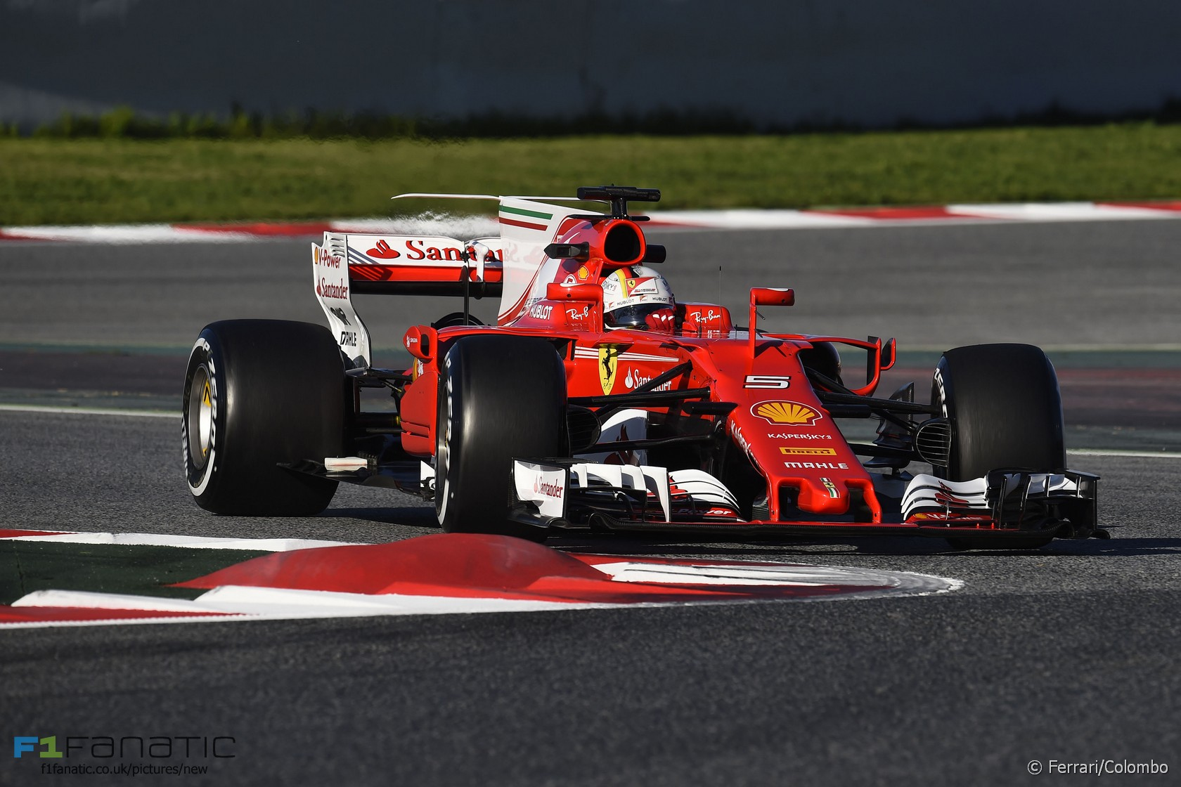 Ferrari f1 bonus