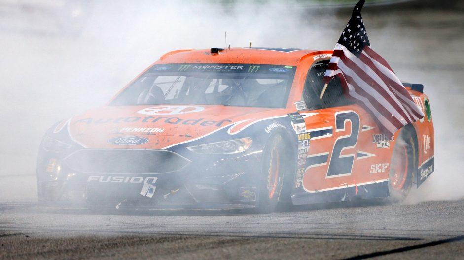 Speeding penalty decides NASCAR round two
