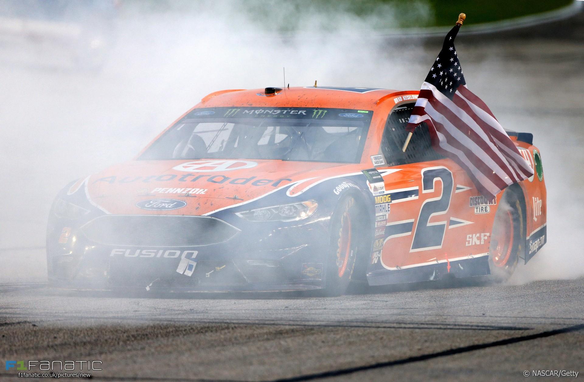 Brad Keselowski, NASCAR, Atlanta, 2017