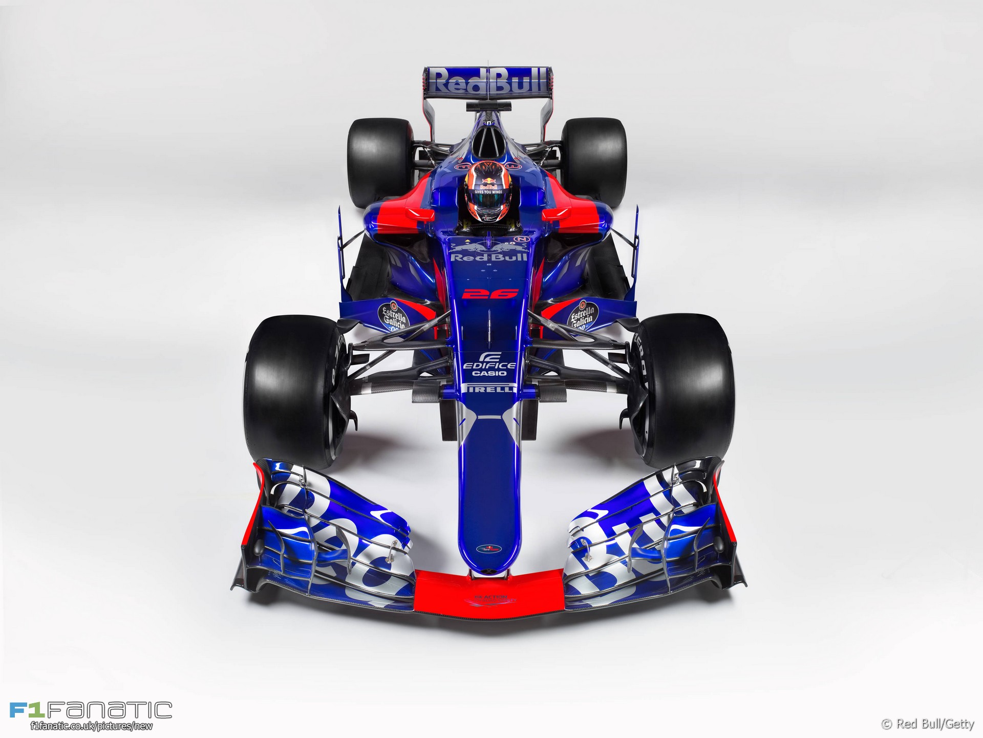 Toro Rosso STR12, 2017