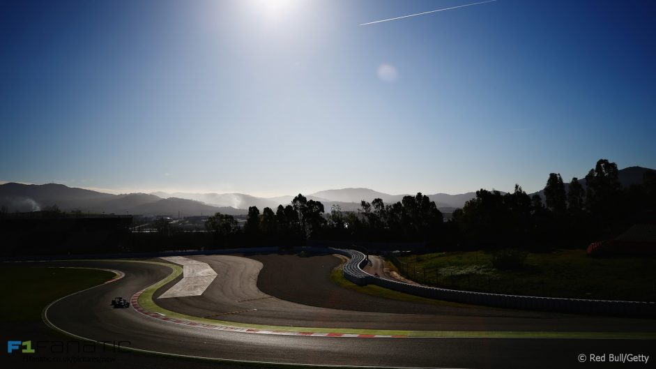 Rain should clear for Spanish Grand Prix weekend