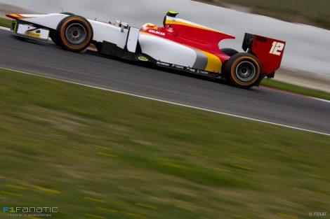 Roberto Merhi Campos GP2 2017