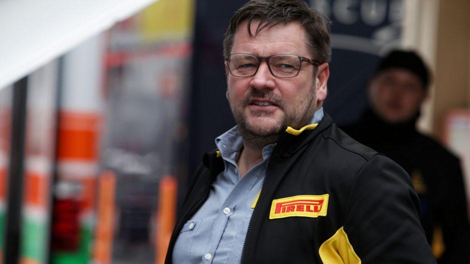 Paul Hembery, Pirelli, Circuit de Catalunya, 2017