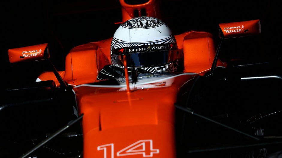 No fundamental problem with power unit – McLaren