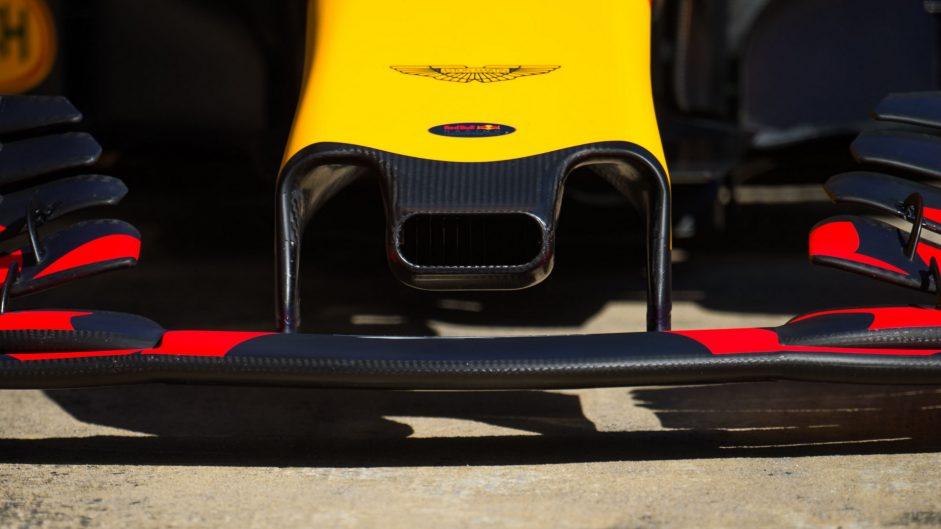Red Bull RB13, Circuit de Catalunya, 2017