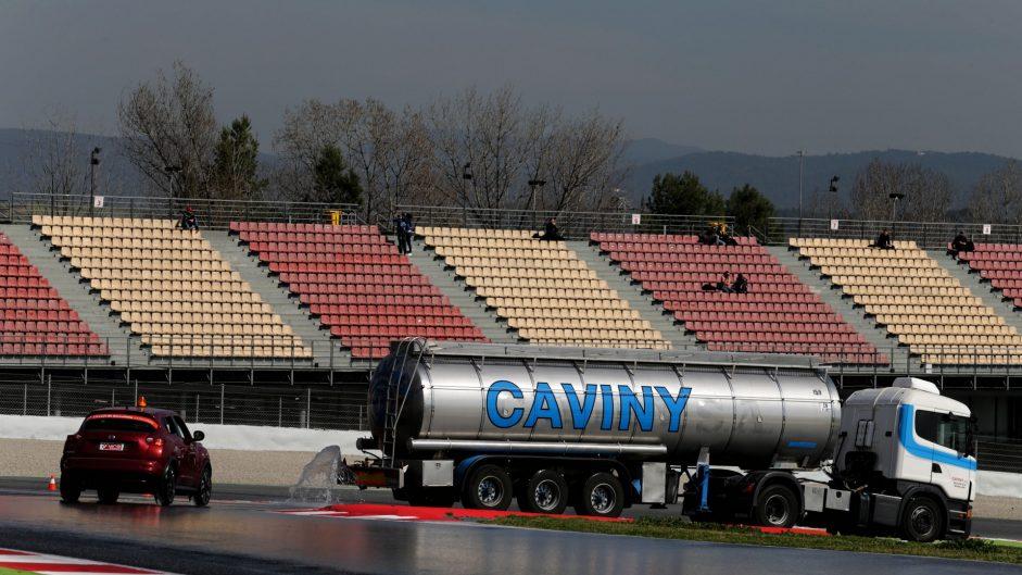 Tankers, Circuit de Catalunya, 2017