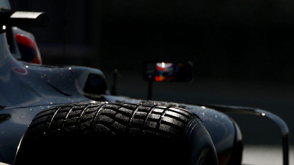 Romain Grosjean, Haas, Circuit de Catalunya, 2017