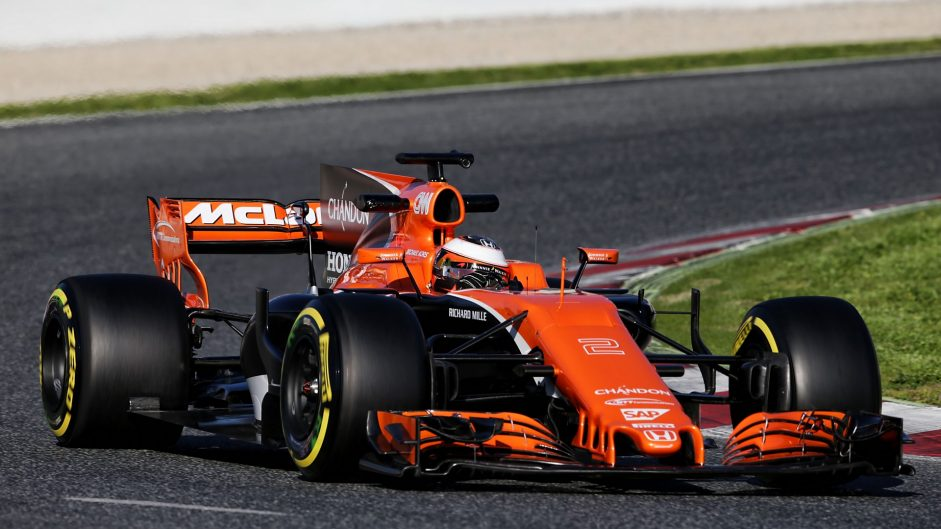 Honda problems compromising chassis work – McLaren
