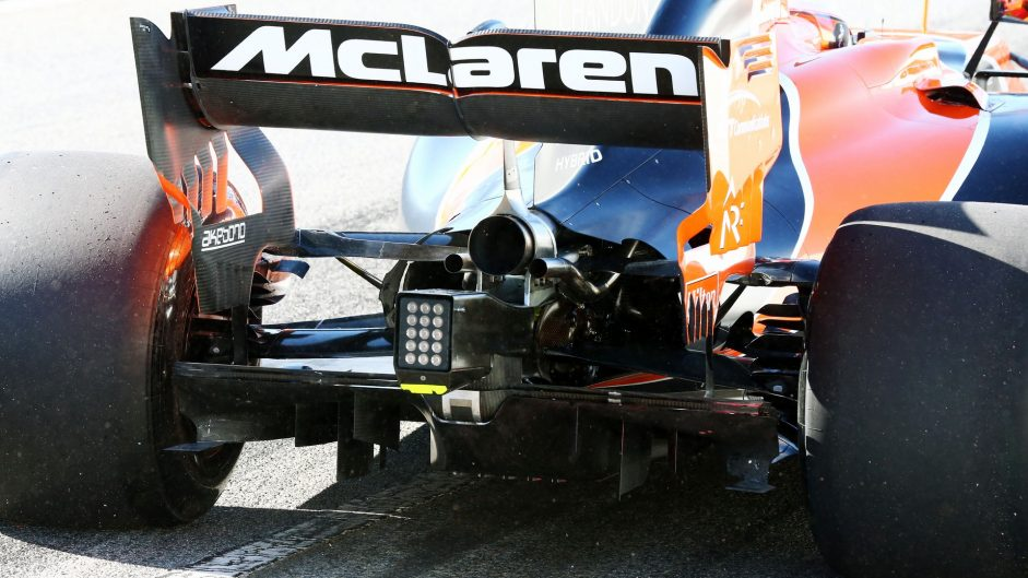 "McLaren-Honda relationship under ""maximum"" strain"