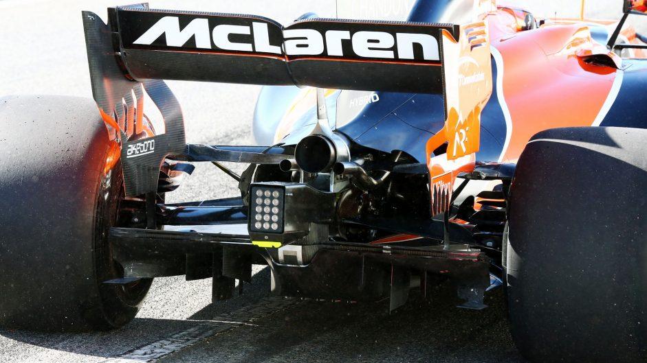 "McLaren-Honda relationship under ""maximum"" strain"