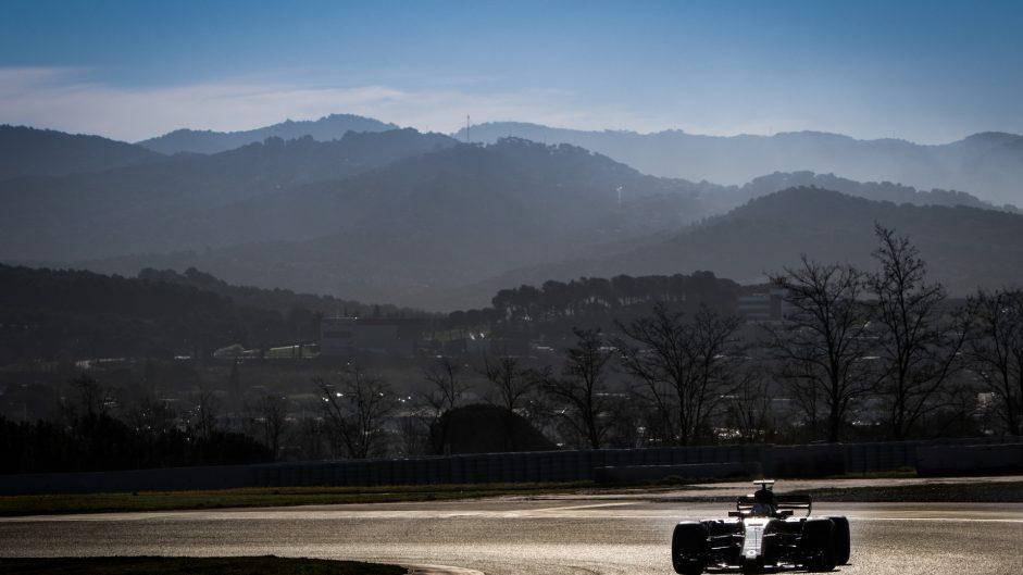 Jolyon Palmer, Renault, Circuit de Catalunya, 2017